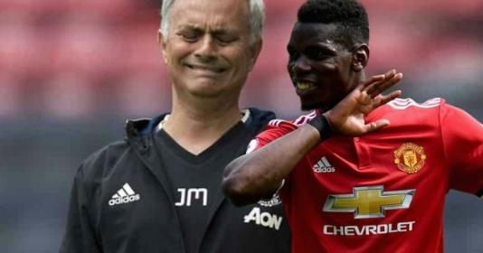 Mourinho thêm một lần đau lòng với 2 thống kê khủng khiếp của Pogba