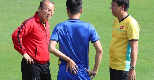 """BLV Quang Huy: """"HLV Park luôn có những quyết định, chiêu thức lạ"""""""