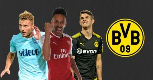 Đội hình 11 ngôi sao khủng nhất Dortmund từng bán: Siêu tiền đạo cùng siêu hậu vệ