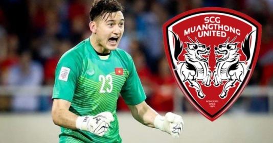 """""""Văn Lâm đủ sức khoác áo Muangthong United"""""""