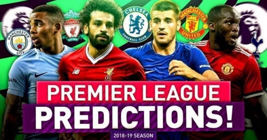 Dự đoán nhóm Big Six EPL vào cuối mùa: Man City vô địch, Man Utd lọt Top 4?