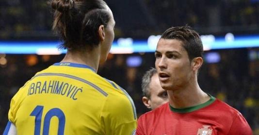 "Ibrahimovic: ""Ronaldo thật vớ vẩn"""
