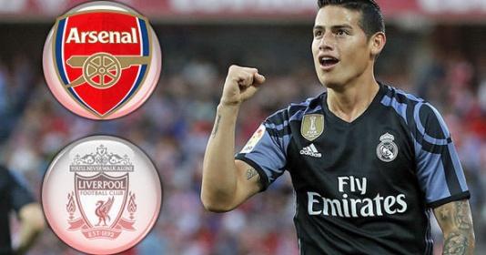 """""""Vua bán áo"""" lật kèo Arsenal; M.U tiếp tay cho Real chiêu mộ sao 180 triệu euro"""