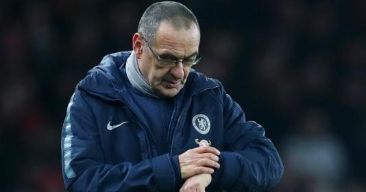 Higuain tới thì cũng chẳng cứu được Chelsea
