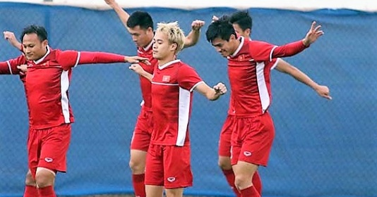 Trực tiếp ĐT Việt Nam 1-1 Jordan (Hiệp phụ 1): Văn Toàn thay Huy Hùng
