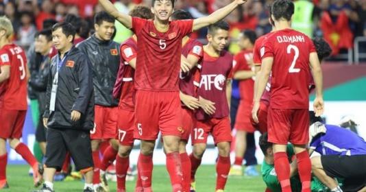 Vào Top 8 châu Á, ĐT Việt Nam nhận thưởng bao nhiêu?