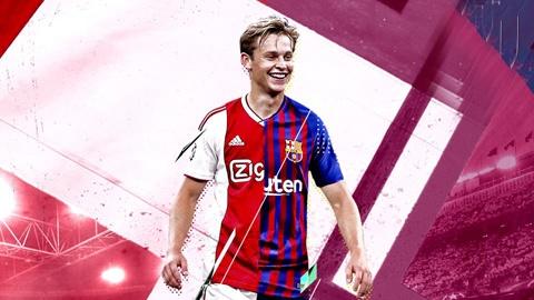 Trước khi gia nhập Barcelona, De Jong đã làm một điều với PSG