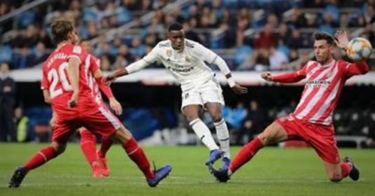 """3 điểm nhấn Real Madrid 4-2 Girona: """"Hổ báo"""" như Ramos, Vinícius bùng nổ"""