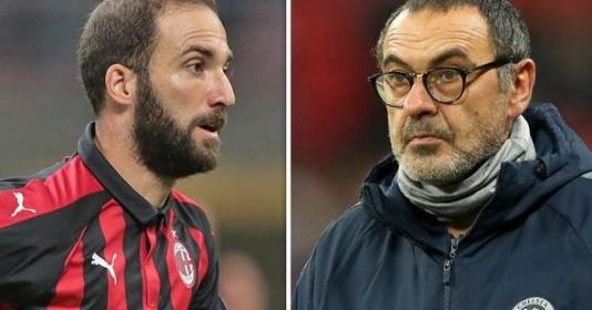 Góc Chelsea: Liệu Sarri sẽ giúp Higuain trở lại thời hoàng kim?