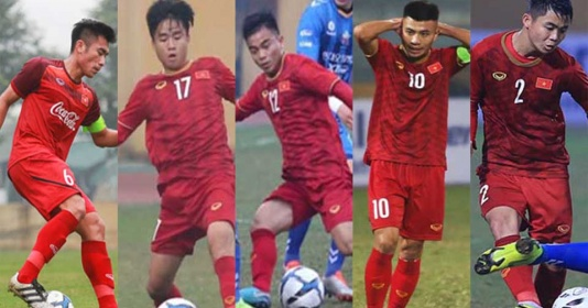 5 gương mặt đáng kỳ vọng ở ĐT U22 Việt Nam: Sao trẻ HAGL áp đảo