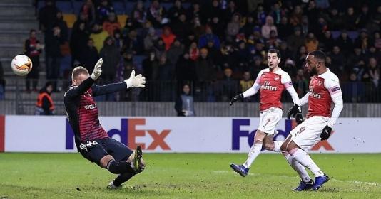 5 điểm nhấn BATE 0-1 Arsenal: Emery tin nhầm công nhân, Ozil và con số 100 buồn bã