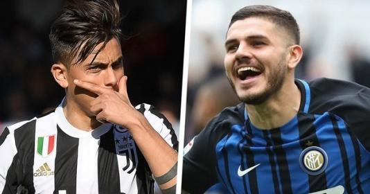Icardi và Dybala đổi chỗ cho nhau, tại sao không?