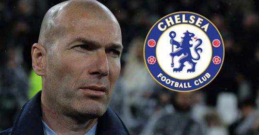 Zidane muốn tới M.U hoặc Chelsea, nhưng gặp 1 trở ngại lớn