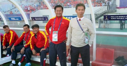 Đã rõ người thay ông Lee Young-jin làm trợ lý cho HLV Park Hang-seo