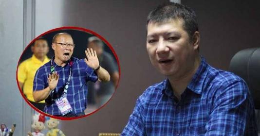 """BLV Quang Huy: """"Tôi rất lấy làm lạ với tuyên bố vô địch của thầy Park"""""""