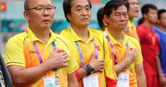 VFF đáp ứng 3 yêu cầu này, HLV Park Hang-seo sẽ giúp U22 Việt Nam vô địch SEA Games 30
