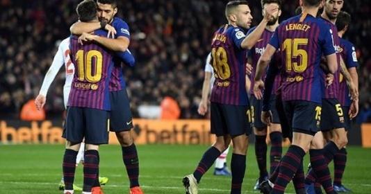 Tiếp Lyon, Barcelona lo sợ điều gì?