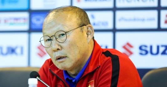 Thầy Park nói lời thật lòng về màn trình diễn của Công Phượng ở Incheon