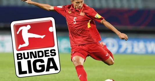 NÓNG: Đoàn Văn Hậu lọt vào tầm ngắm của một CLB Bundesliga