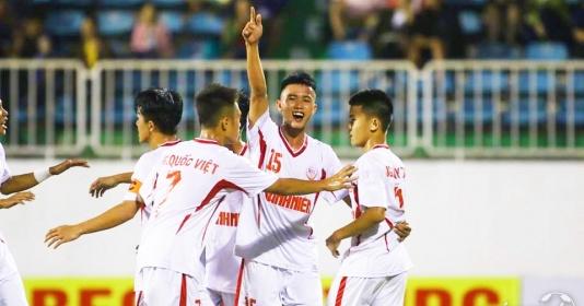 Khóa 4 HAGL JMG áp đảo danh sách tuyển chọn U19 Việt Nam
