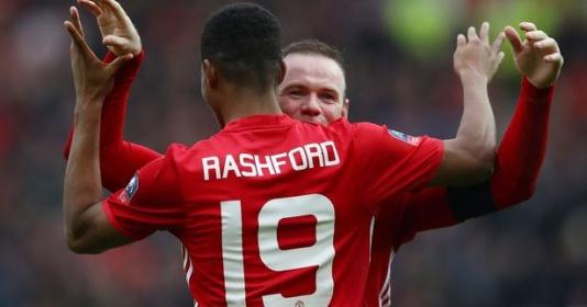 "Wayne Rooney: ""Marcus Rashford có 1 điểm yếu"""