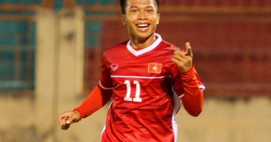 """""""Công Phượng đệ nhị"""" tỏa sáng, U19 Việt Nam ngược dòng đánh bại U19 Myanmar"""