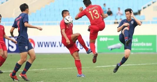 """Thua đậm U23 Thái Lan, truyền thông Indonesia """"nổi cơn lôi đình"""""""