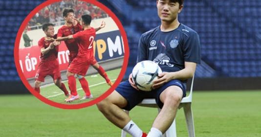 """Xuân Trường """"dở khóc, dở cười"""" khi U23 Việt Nam đả bại U23 Thái Lan"""