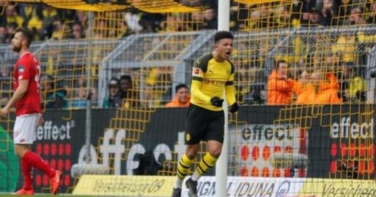 """""""Ngọc báu"""" nước Anh lập cú đúp, Dortmund tạm chiếm lại ngôi đầu"""