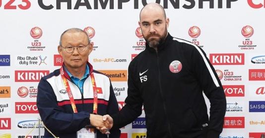 Bại tướng thầy Park, HLV Felix Sanchez được Qatar gia hạn hợp đồng