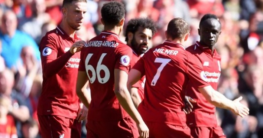 Những á quân giành nhiều điểm nhất Premier League: Luôn là Liverpool