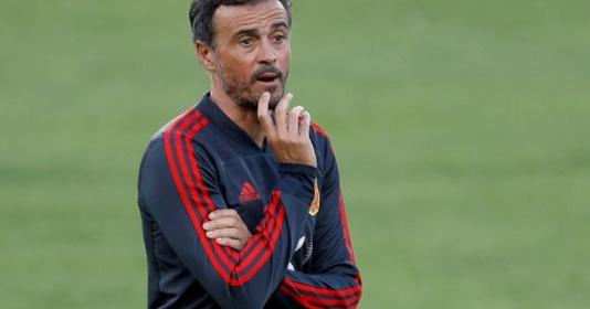 Tại sao Enrique rời đội tuyển Tây Ban Nha?