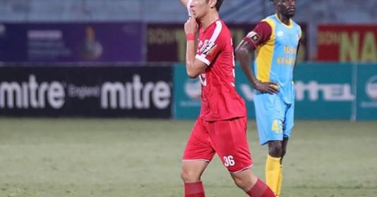 Giúp Viettel thắng Khánh Hòa, Trọng Đại ghi điểm lớn với thầy Park