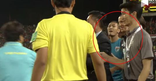 SỐC! Lộ diện cái tên thứ 2 gây hấn với HLV Park Hang-seo, không ngờ