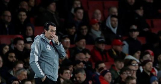 Sa thải Emery hoặc Arsenal muốn rớt hạng