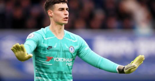 Kepa kiến tạo cho đối thủ sút tung lưới Chelsea - kết quả xổ số trà vinh