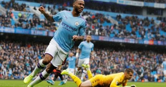 Sterling và lời nguyền không lời giải trước Man Utd