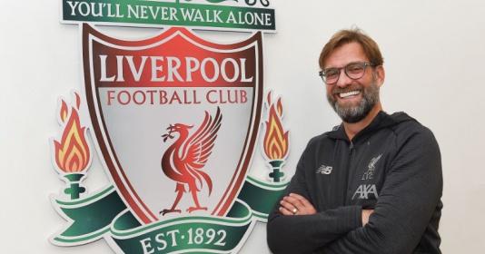 CHÍNH THỨC! Klopp gia hạn hợp đồng với Liverpool