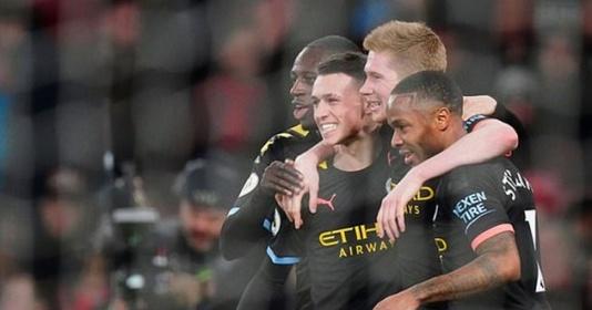De Bruyne 'cân team', Man City hủy diệt Arsenal ngay tại Emirates - kết quả xổ số bình định