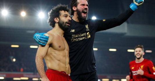 Liverpool cần bao nhiêu điểm nữa để vô địch? - xổ số ngày 13102019