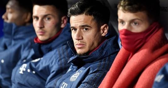 Coutinho hết cửa ở lại, Bayern quyết mua bộ đôi tuyển thủ Đức 100 triệu bảng?