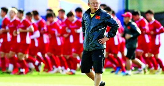 HLV Park Hang-seo chỉ ra đối thủ số 1 của ĐT Việt Nam tại VL World Cup 2020 - xổ số ngày 07122019
