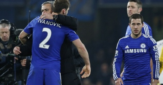 Bất ngờ với đối tác ăn ý nhất của Ivanovic