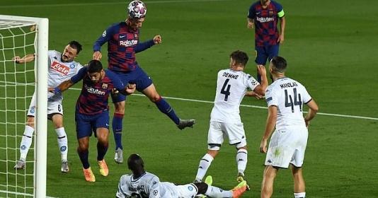 5 điểm nhấn Barcelona 3-1 Napoli (4-2): Thiên tài Messi, Gli Azzurri yếu bóng vía