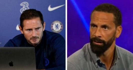 Ferdinand mách nước Lampard 2 vị trí cần bổ sung gấp mùa hè này - xs thứ hai