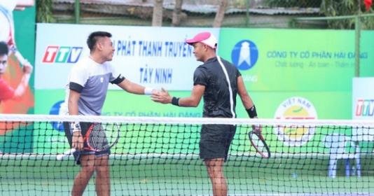 Giải quần vợt Vietnam F4 Futures Hải Đăng Cup 2018: Lý Hoàng Nam – Lê Quốc Khánh vào tứ kết đôi nam