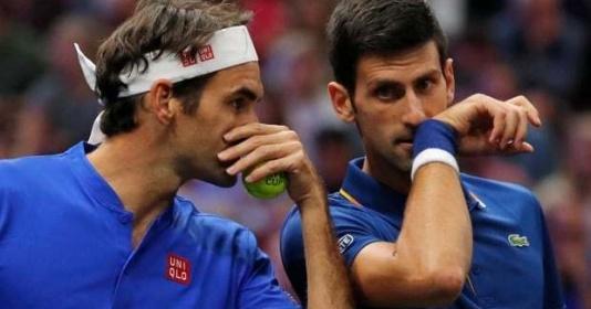 Djokovic đưa Federer lên tận mây xanh trước thềm Roland Garros