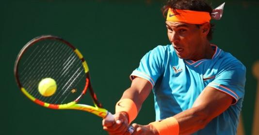 Nối bước Djokovic, Rafael Nadal điền tên mình vào vòng tứ kết Monte Carlo