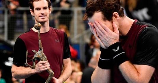 Wawrinka hạnh phúc dù thua Murray ở chung kết European Open