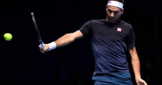 Federer thất bại trước khắc tinh ở trận ra quân ATP Finals 2019